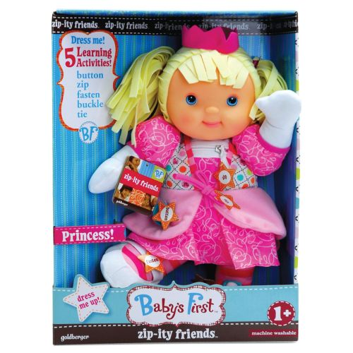 BABY'S FIRST - Zip-ity Friends - Princess - Magasins Hart | Hart Stores