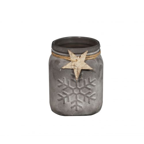 Snowflake Candle Holder - Magasins Hart | Hart Stores