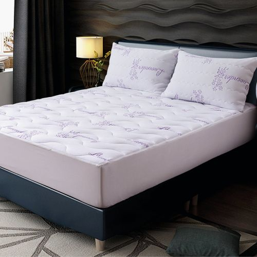 W Home - Lavender Scented Quilted Mattress Pad - Magasins Hart   Hart Stores