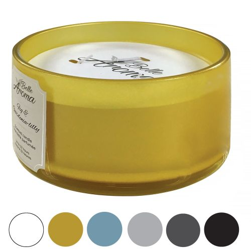 BELLE AROMA Scented 3-wick Candle - Magasins Hart   Hart Stores