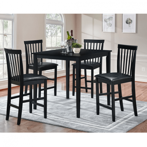 Dimitri - 5 Piece Dining Set (in-store pickup only) - Magasins Hart | Hart Stores