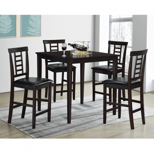 Nicholai - 5-Piece Dining Set (in-store pickup) - Magasins Hart   Hart Stores