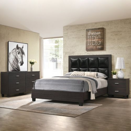 Harper - 3-Piece Wooden Bed Set (in-store pickup only) - Magasins Hart | Hart Stores