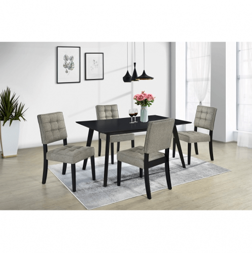 Norman - 5 Piece Dining Set (in-store pickup) - Magasins Hart   Hart Stores