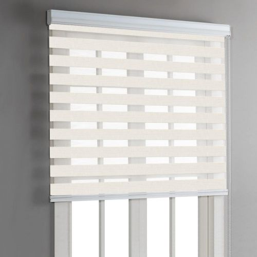 Day & Night Roller Blinds - Ivory - Magasins Hart   Hart Stores
