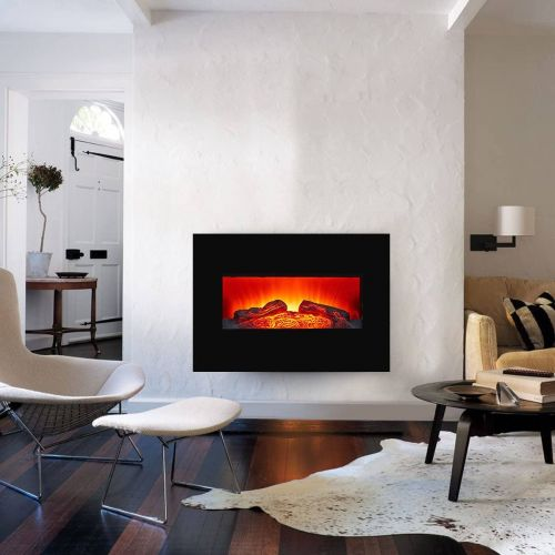 26 in Wall Mounted Electric Fireplace (in-store pickup only) - Magasins Hart | Hart Stores