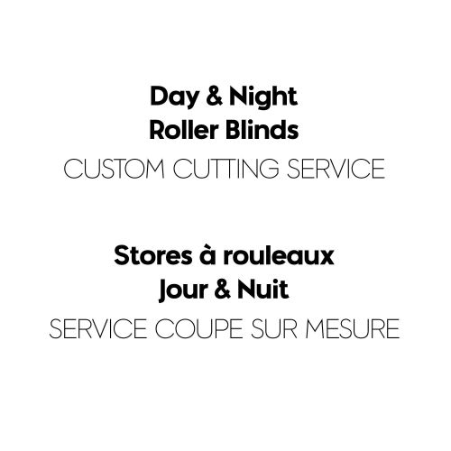 Day & Night - Custom Cutting Service - Magasins Hart | Hart Stores