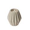 Cement Casted Candle Jar - Magasins Hart | Hart Stores